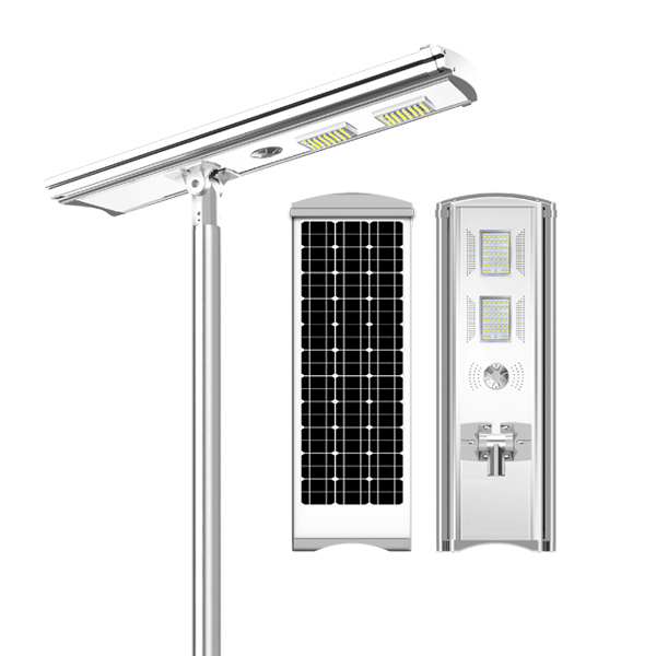 Intelligent Self Cleaning Solar Street Light Featured Image