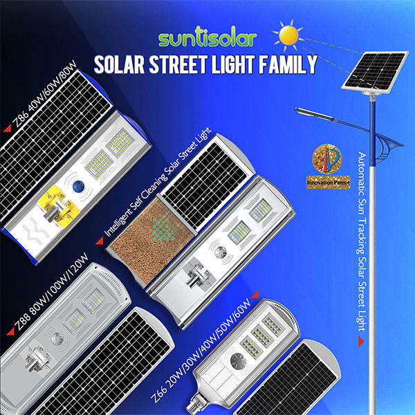What Affect Solar Street Light Lifespan
