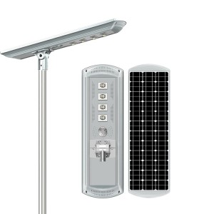 Professional Design Courtyard Smd Waterproof Ip65 30w 60w 90w Integrated All In One Led Solar Street Light