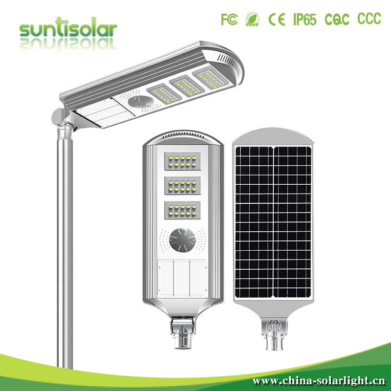 2017 wholesale price All In One Solar Street Light - Z66 30W SMD Specification – Suntisolar