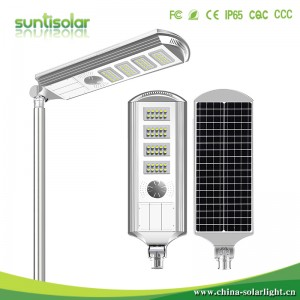Reliable Supplier 120w Solar Street Light -