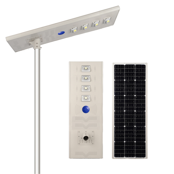 China Gold Supplier for Solar Street Lights With 60w Led -