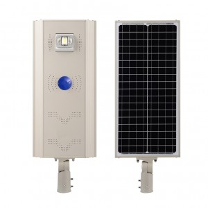 New Fashion Design for Gray Aluminum Popular Ip65 Shenzhen Led Light Ith Pir Motion Sensor 30w Solar Street Lighting