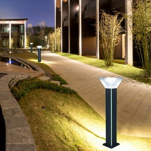 14-Electric Led Lawn Light