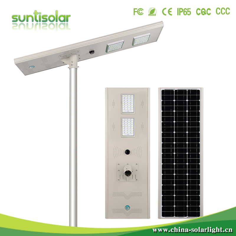 Reasonable price All In One Solar Street Light Lithium Battery - C61 100W SMD Specification – Suntisolar
