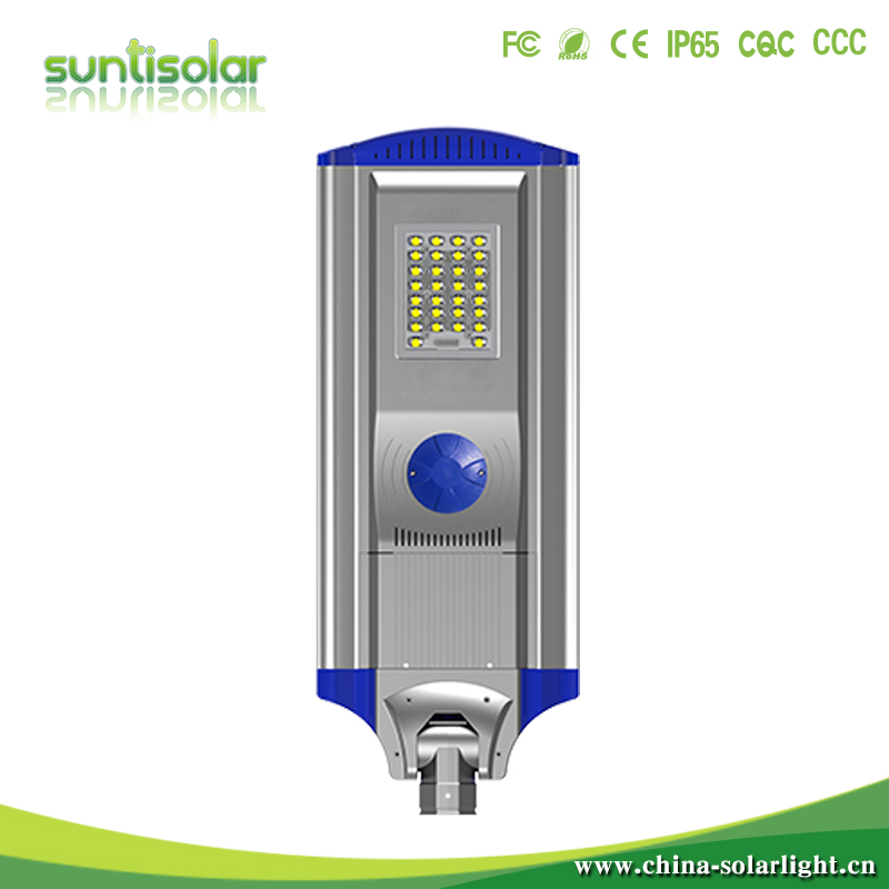 High Quality for Led Solar Light - S86 40W SMD Specification – Suntisolar