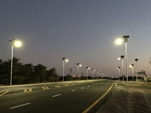 ZAMBIA: RDA has started installing solar street lights